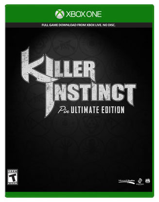 Killer instinct  pin ultímate edition criticsight 3