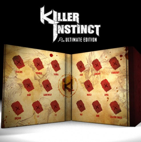 Killer instinct  pin ultímate edition criticsight 6