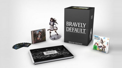 bravely default edicion de coleccion criticsight