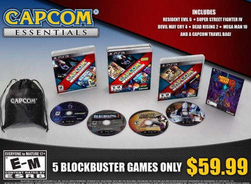 capcom essentials version de ps3 criticsight