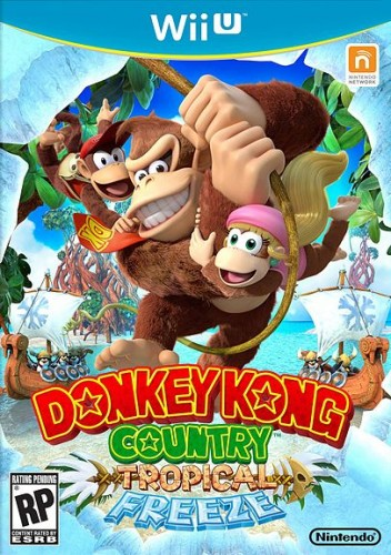 donkey kong country tropical freeze portada criticsight