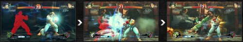 nuevo red focus en ultra street fighter iv criticsight