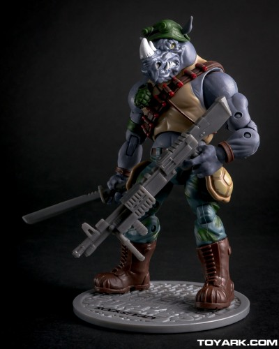 Bebop y Rocksteady Classics Photo Shoot por ToyArk criticsight imagen 1