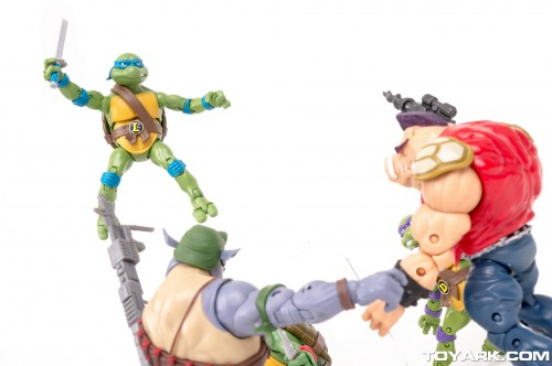Bebop y Rocksteady Classics Photo Shoot por ToyArk criticsight imagen 15