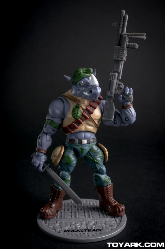 Bebop y Rocksteady Classics Photo Shoot por ToyArk criticsight imagen 2