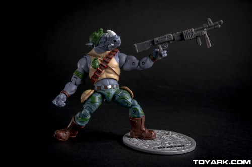 Bebop y Rocksteady Classics Photo Shoot por ToyArk criticsight imagen 3