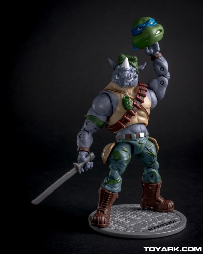 Bebop y Rocksteady Classics Photo Shoot por ToyArk criticsight imagen 5
