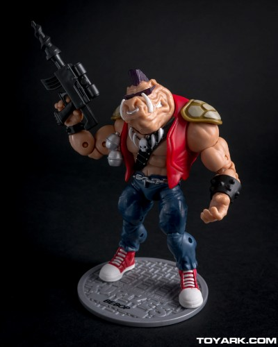 Bebop y Rocksteady Classics Photo Shoot por ToyArk criticsight imagen 6