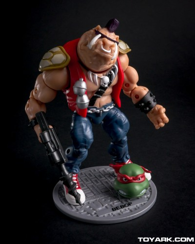 Bebop y Rocksteady Classics Photo Shoot por ToyArk criticsight imagen 9