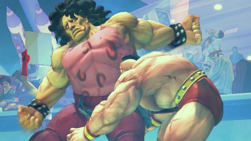 ULTRA STREET FIGHTER IV SUPER Y ULTRAS NUEVOS PERSONAJES CRITICSIGHT