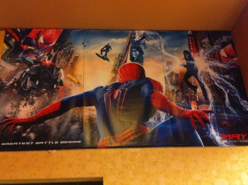 amazing spiderman 2 poster mas calidad criticsight