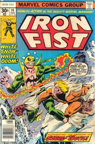 iron fist serie criticsight