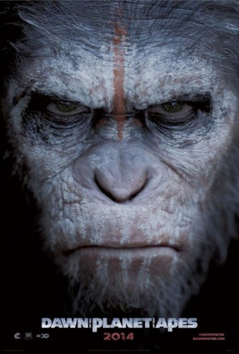 Dawn of the Planet of the Apes criticsight poster 1