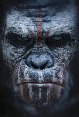 Dawn of the Planet of the Apes criticsight poster 2
