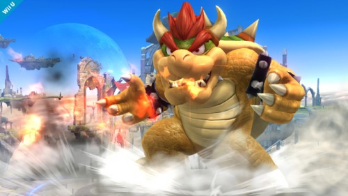Personajes confirmados smash bros 2014 criticsight bowser 1