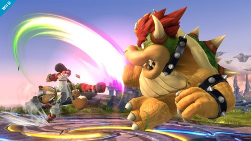 Personajes confirmados smash bros 2014 criticsight bowser 2