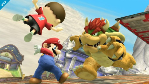 Personajes confirmados smash bros 2014 criticsight bowser 3