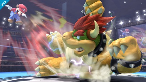 Personajes confirmados smash bros 2014 criticsight bowser 4
