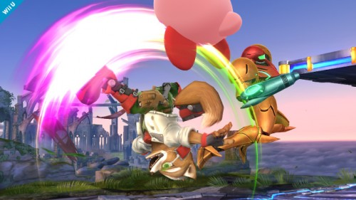 Personajes confirmados smash bros 2014 criticsight fox 3