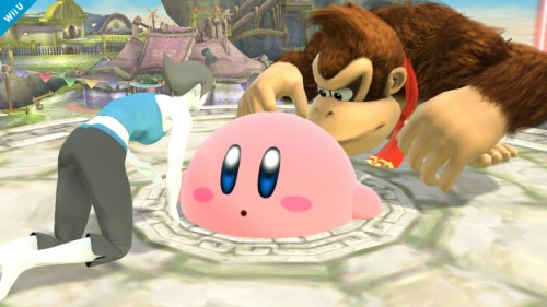 Personajes confirmados smash bros 2014 criticsight kirby 4