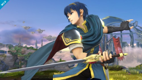 Personajes confirmados smash bros 2014 criticsight marth 1