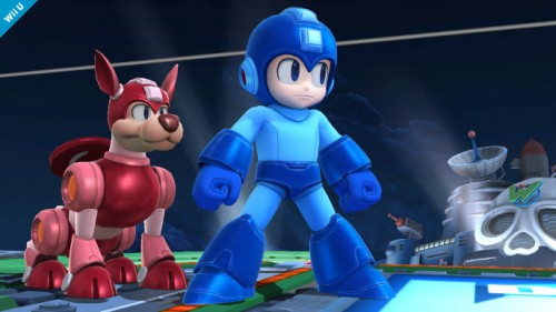 Personajes confirmados smash bros 2014 criticsight mega man 1