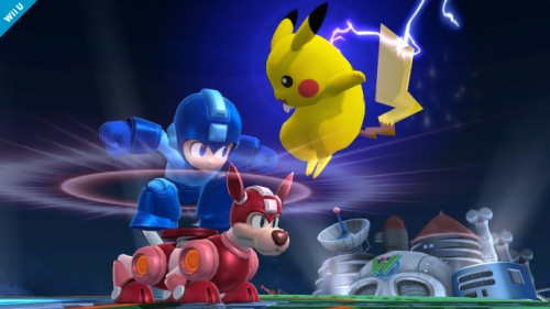 Personajes confirmados smash bros 2014 criticsight mega man 3