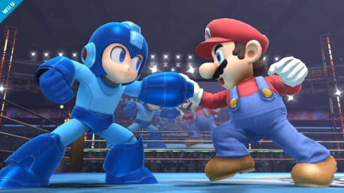 Personajes confirmados smash bros 2014 criticsight mega man 4