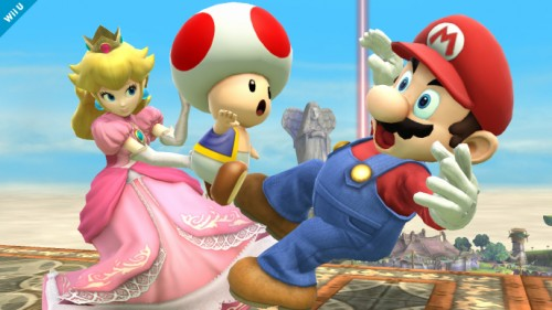 Personajes confirmados smash bros 2014 criticsight peach 3