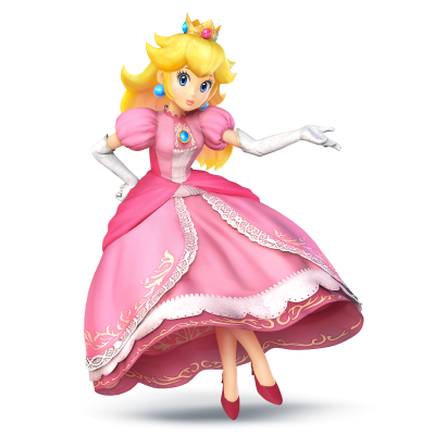 Personajes confirmados smash bros 2014 criticsight peach