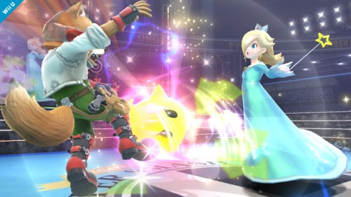 Personajes confirmados smash bros 2014 criticsight rosalina y destello 2