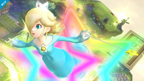 Personajes confirmados smash bros 2014 criticsight rosalina y destello 3
