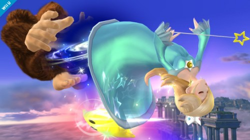 Personajes confirmados smash bros 2014 criticsight rosalina y destello 4