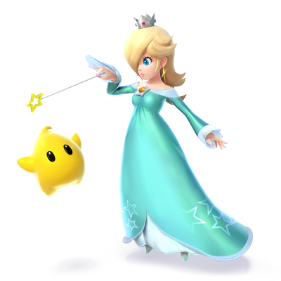 Personajes confirmados smash bros 2014 criticsight rosalina y destello