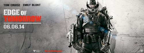 banner de edge of tomorrow 2014 criticsight