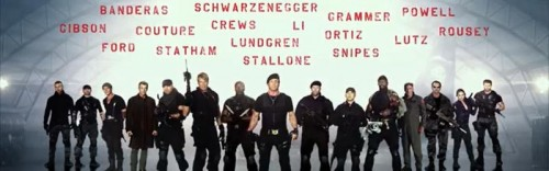 expendables 2 banner criticsight
