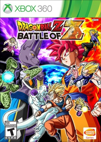 Dragon Ball Z Battle of Z sale el 28 de Enero del 2014 para PS3 y XBOX