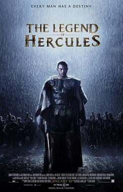 1-The Legend of Hercules  Estreno 10 de Enero