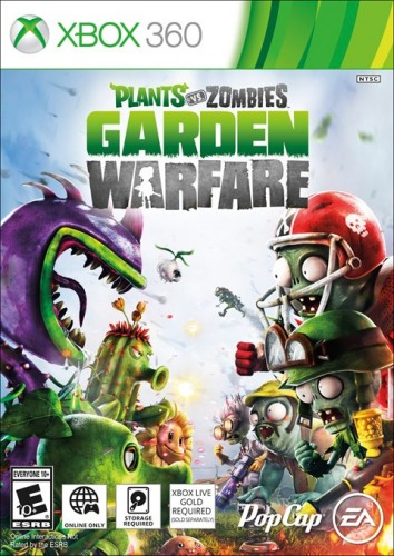 11-Plants vs Zombies Garden Warfare sale el 25 de Febrero para XBOX 360 criticsight