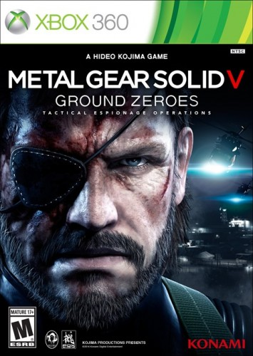 19-Metal Gear Solid V Ground Zeroes sale el 18 de Marzo en XBOX 360 y PS3 criticsight