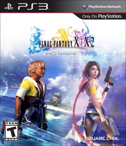 20-Final Fantasy X X2 HD Remaster sale el 18 de Marzo solo en PS3 criticsight