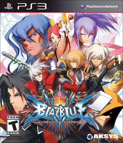 21-Blazblue Chrono Phantasma sale el 25 de Marzo solo en PS3 criticsight