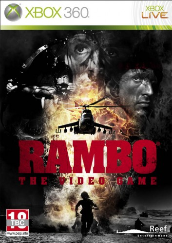 8-Rambo The Video Game sale el 20 de Febrero para XBOX 360 y PS3 criticsight
