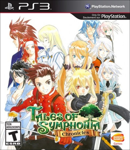 9-Tales of Symphonia Chronicles sale el 25 de Febrero solo en PS3 criticsight