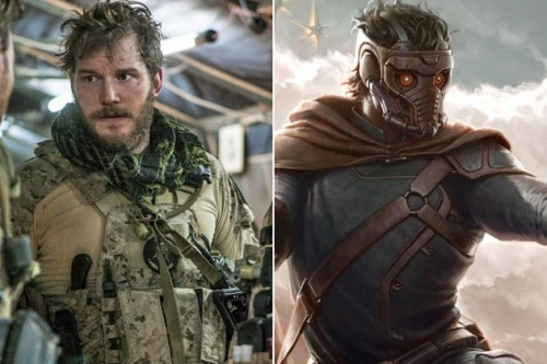 Chris Pratt interpreta a Peter Quill más conocido como Star-Lord criticsight