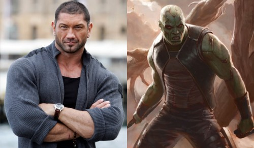 Dave Bautista  interpreta a Drax el Destructor criticsight