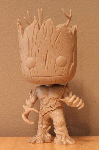"Figuras Funko Pop de ""The Amazing Spiderman 2"" y Prototipos de ""Guardians of the Galaxy"".4"