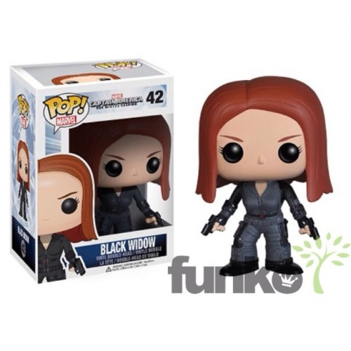 Figuras Funko Pop de Captain América The Winter Soldier criticsight imagen 2
