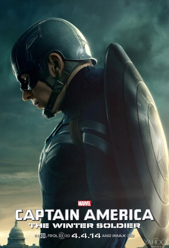 Nuevos Posters de Captain América The Winter Soldier criticsight  capitan america