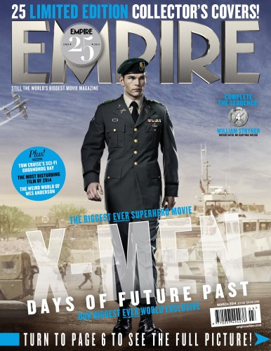 Portadas Exclusivas de Empire de X-Men Days of Future Past criticsight 16